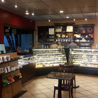 Chocolates and pastries anyone...