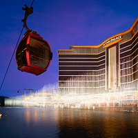 SkyCabs have quickly emerged as one of the most talked-about attractions at Wynn Palace.