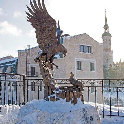 Орел и Перепелка