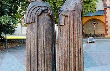 Le due statue