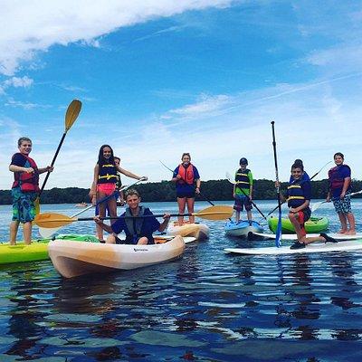 Kids adventure camps run all summer long