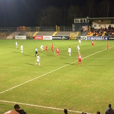 SV 07 Elversberg vs TuS Koblenz