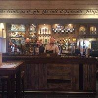 A warm welcome at The Swinside Inn