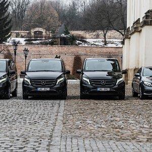 Our Mercedes Fleet 2016