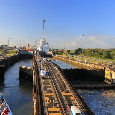 The Gatun Locks
