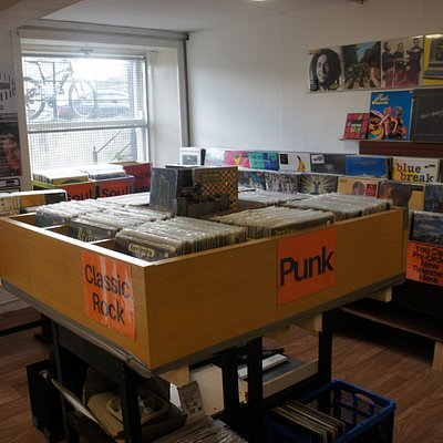 Vinyl, New and Pre-Loved, all Ganres, in excellent condition, great prices.