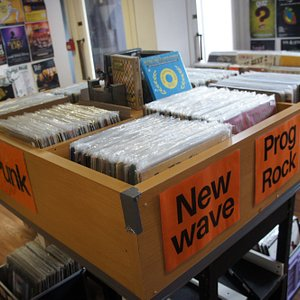 Vinyl, All Genres