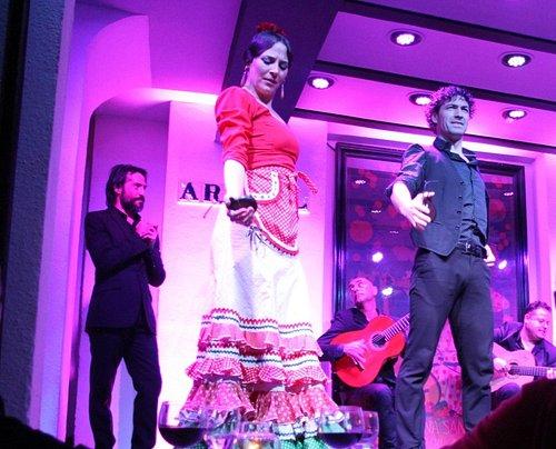 Tablao Flamenco El Arenal