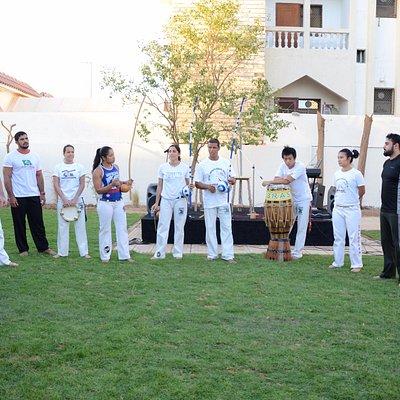 Capoeira Show - Capoeira classes available at La Dolce Vita