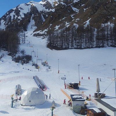 1. Schweizer Schneesportschule