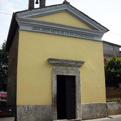 Cappella di San Lanno.