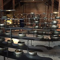 The singing bowls of Longplayer