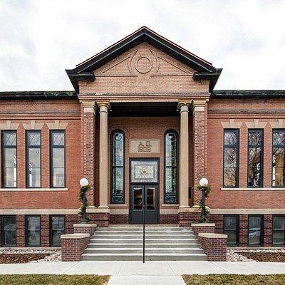 The Clarinda Carnegie Art Museum