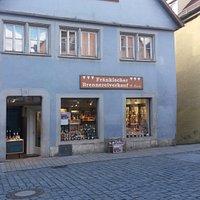 Frankischer Brennereiverkauf, Rothenburg ob der Tauber