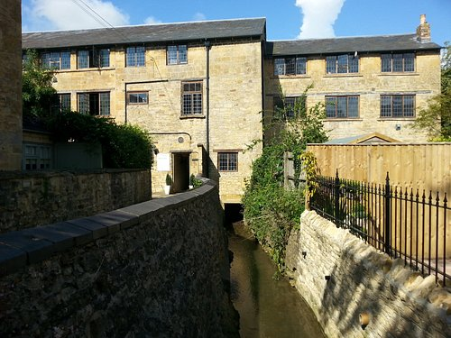The Old Silk Mill, Sheep Street, Chipping Campden