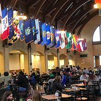The Dining Hall at Mississippi State University