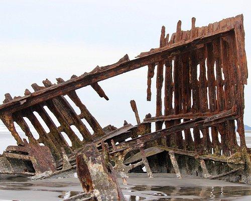 Iredale shipwreck.