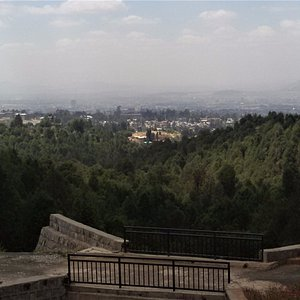 View on Addis Ababa