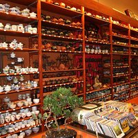 Wide range of tea cups, tea pots and all tea utensils