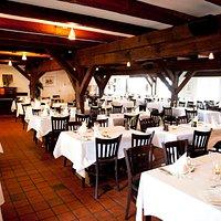 Restaurant Pejsestuen på Benniksgaard Hotel