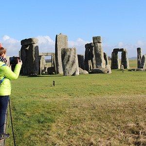 Explore Stonehenge