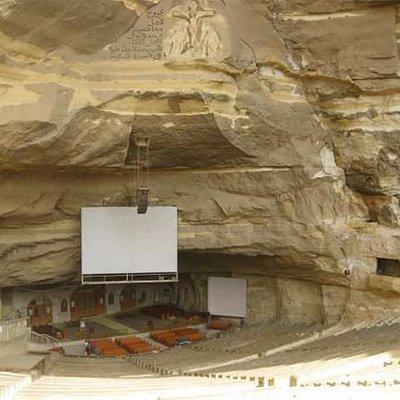 San Simón la iglesia de las Cuevas