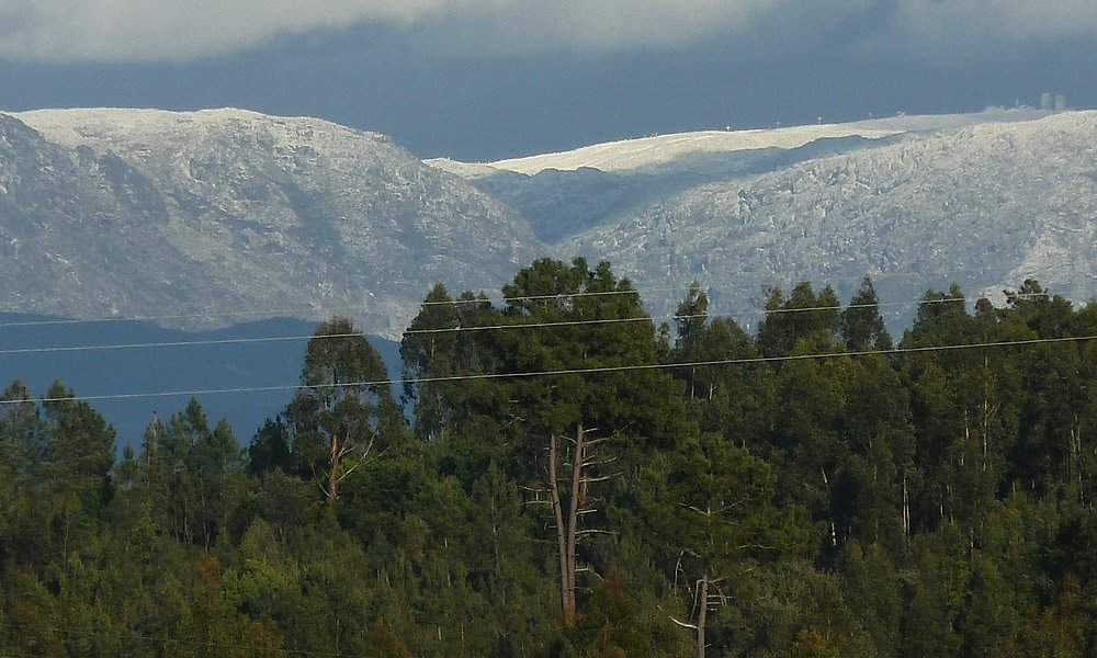Serra da Estrella, beautifull mountainrange, snow in winter, nice walks and swimming in lakes in