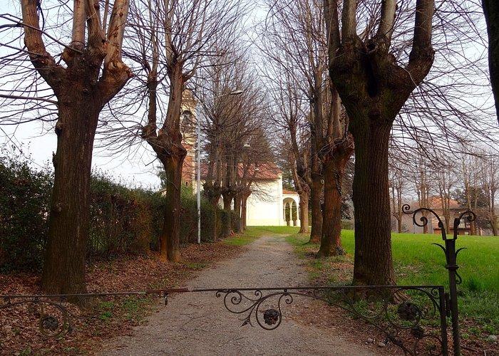 Santuario della Madonna delle Vigne, Tradate
