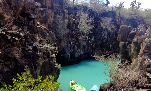Canal del Amor - Santa Cruz - Islas Galápagos