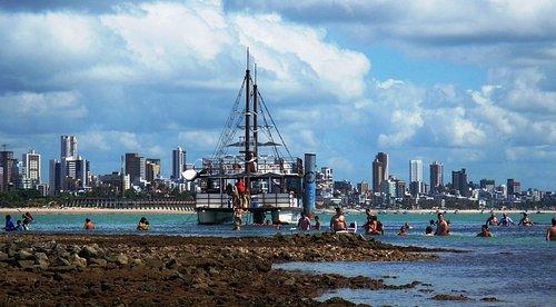 Embarcação Pirata a única Tematica