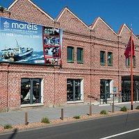 L'entrée de Maréis ©Ph. Chancel, La Région des Musées, 2016.