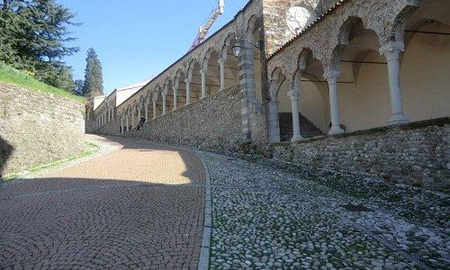 Il Castello di Udine.