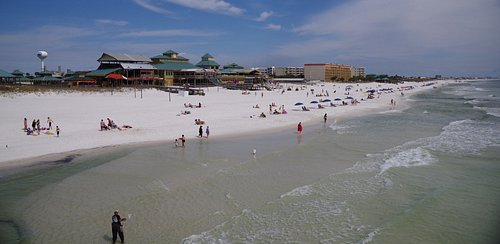 View of Oskaloosa Island is magnificent