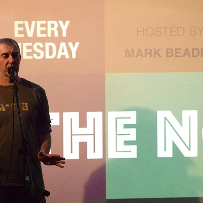 English Stand-Up at its best! Every Tuesday, hosted by Mark Beadle