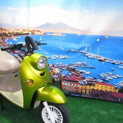 Ecowheels Italy, noleggio scooter elettrici
