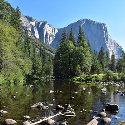 Yosemite Valley Loop Trail