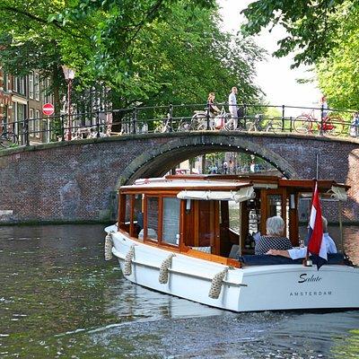Salute in Amsterdam