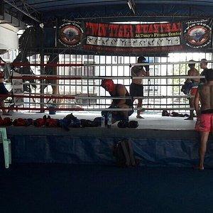 Twin Tiger Muay Thai - Day Classes
