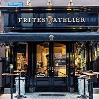 Friet Atelier Antwerpen