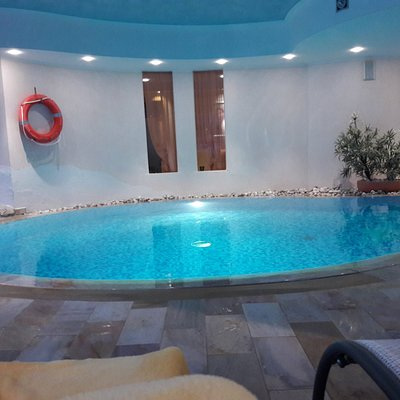 Interno piscina