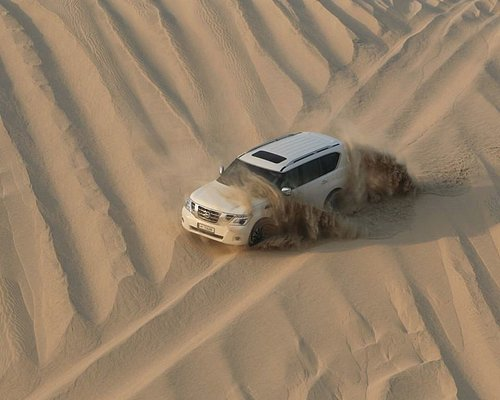 Try out our 400 HP luxury desert ride to hit the highest dunes.