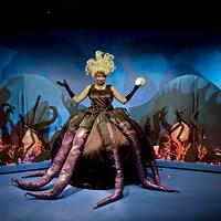 Ursela from The Little Mermaid