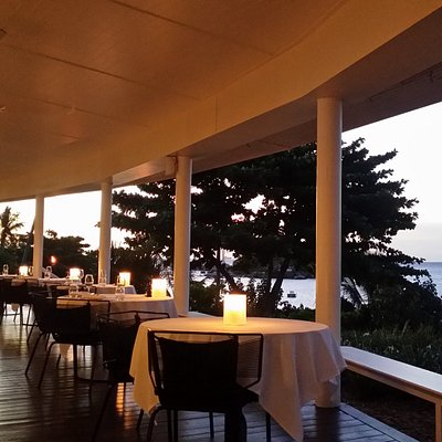 Salt Water Restaurant Lizard Island