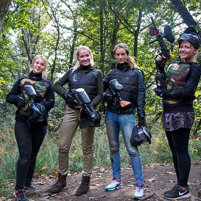 Paintball Verbania