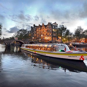 Amsterdam Canal Tours