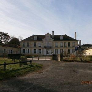 Château de la Burthe