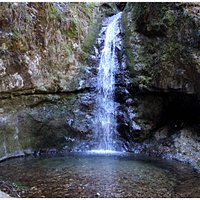 Nanayo Waterfalls