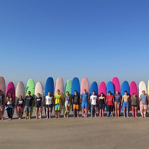 Surf School - Lessons and guiding