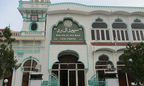 Photo prise par guythu-dudelta _21044_170317_Mosquée Majid Al Nia Mah_Tân Châu_VN