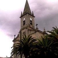 Iglesia de Santo Tomás Becket.